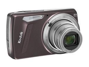 Kodak EasyShare M580 Purple 14 MP 28mm Wide Angle Digital Camera