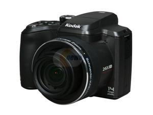 Kodak EasyShare Z981 Black 14 MP 26mm Wide Angle Digital Camera