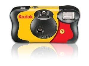 Kodak 8617763 Black&Yellow&Red FUN SAVER Single Use Camera