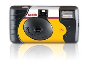 Kodak 8737553 Black Power Flash Single Use Camera 27 EXP