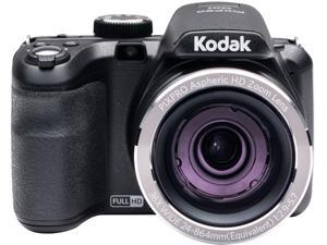 Kodak AZ362-BK Black 16.38 Megapixels 36X Optical Zoom Wide Angle Astro Zoom Digital Camera