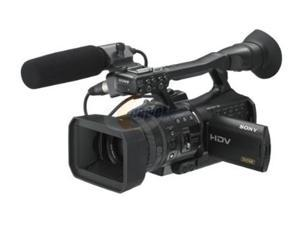 "SONY HVRV1U Black 3CMOS 3.5"" 211K 20X Optical Zoom 1080p HDV Camcorder"