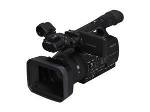 "SONY HXR-NX5U Black 3 x 1/3"" Type Exmor CMOS with ClearVid Pixel Array 3.2"" 921K LCD 20X Optical Zoom Digital HD Video Camera Recorder"