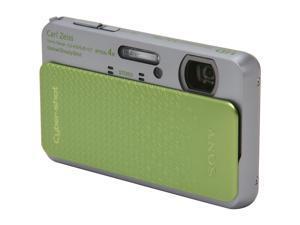 SONY Cyber-shot DSC-TX20/G Green 16 MP Digital Camera