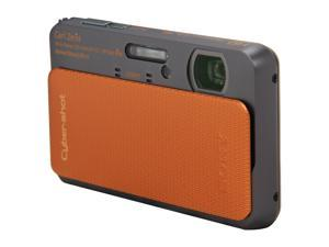 SONY Cyber-shot DSC-TX20/D Orange 16 MP Digital Camera