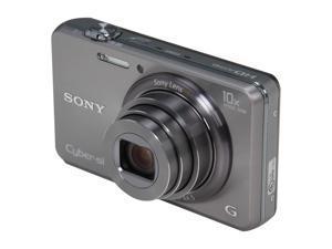SONY DSC-WX150 Silver 18 MP Digital Camera
