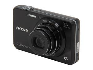 SONY DSC-WX150/B Black 18 MP Digital Camera