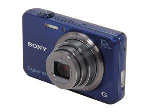 SONY DSCWX150/L Blue 18 MP Digital Camera