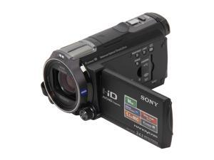 SONY HDR-CX760V Black Full HD Flash Memory Camcorder