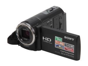SONY HDR-CX580V Black Full HD Flash Memory Camcorder