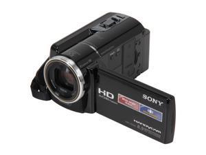SONY HDR-XR260V Black Full HD HDD Camcorder