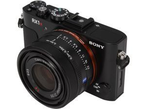 SONY Cyber-shot RX1R Black 24.3MP Digital Camera