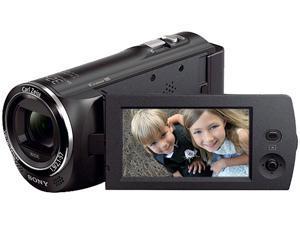 "SONY HDRCX230B 2.7"" LCD 8GB HD Flash Memory Camcorder"