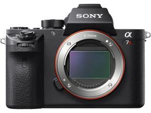 "SONY a7R II ILCE-7RM2 Black 42.4 MP 3.0"" 1228.8K LCD Interchangeable-lens Digital Camera - Body"