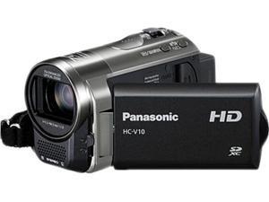 Panasonic HC-V10K Black HD Camcorder