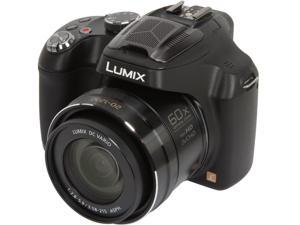 Panasonic LUMIX DMC-FZ70K Black 16.1 MP Digital Camera