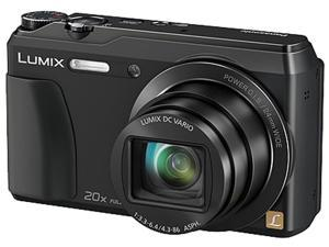 Panasonic Lumix ZS35 DMC-ZS35 Black 16 MP Digital Camera