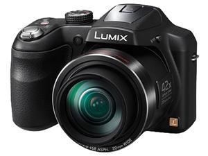 Panasonic Lumix LZ40 DMC-LZ40K Black 20 MP 42X Optical Zoom Digital Camera