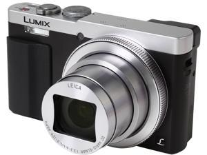 Panasonic Silver 12.1 MP 30X Optical Zoom Digital Camera