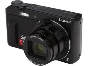 Panasonic DMC-ZS45K Black 16.0 MP 20X Optical Zoom Digital Camera
