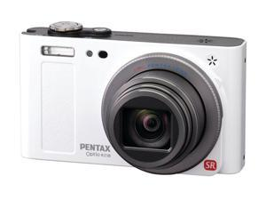 PENTAX OPTIO RZ18 14176 White 16 MP 25mm Wide Angle Digital Camera