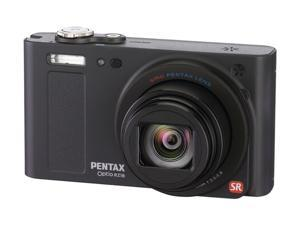 PENTAX OPTIO RZ18 14161 Black 16 MP 25mm Wide Angle Digital Camera