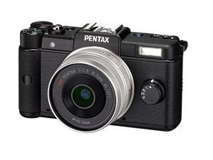 PENTAX Q (15073) Black Digital Camera with 8.5mm Lens