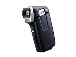 "DXG 5B7V Black 3.0"" LCD Full HD Flash Memory Camcorder"