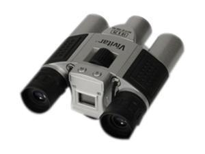 Vivitar VIV-CV-1025V Silver&Black Binocular Digital Camera