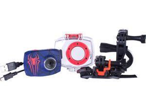 """Sakar Spiderman 78646-WINT 1.8"""" Action Camera"""