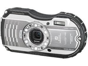 "Ricoh WG-4 8572 Silver 16 MP 3.0"" 460k Action Camera"