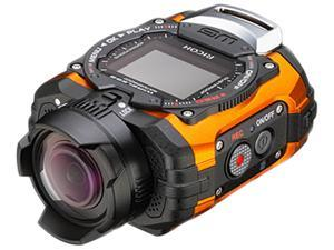 "Ricoh WG-M1 08288 Orange Approx. 14 MP 1.50"" Approx. 115K dots Action Camera"