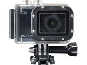 "ACTIVEON CCA10W Black 2"" Action Camera 5MP, 1080P"