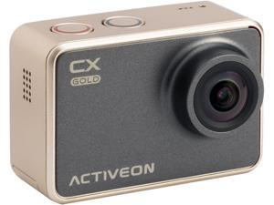 "ACTIVEON CX Gold GCA10W Gold 2.00"" Built-in LCD touch screen Action Camera"