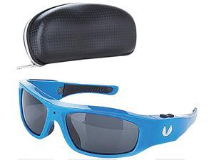 Vidvision MV300EBL Blue 5 MP 720p HD Recording Sunglasses Camcorder
