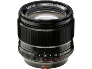 FUJIFILM 16443058 FUJINON LENS XF56mmF1.2 R APD Black