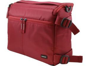 FileMate ECO Series 3FMCG229RD1-R Dark Red Deluxe SLR Camera Bag