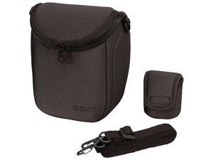 SONY LCS-BBF/B Point and Shoot Camera Bags & Cases Black Compact Carrying Case