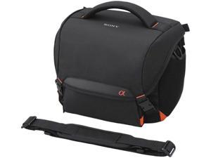SONY LCS-SC8 Black System Carrying Case