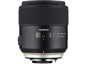 TAMRON AFF013N-700 SP 45mm F/1.8 Di VC USD Lens - Nikon Mount, Black