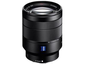 SONY SEL2470Z Compact ILC Lenses Vario-Tessar T FE 24-70mm F4 ZA OSS Lens Black