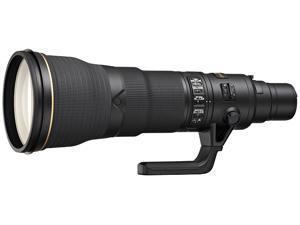 Nikon 2205 AF-S NIKKOR 800mm f/5.6E FL ED VR Lens Black