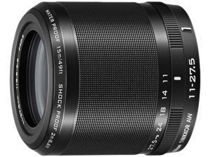 Nikon 3363 1 NIKKOR AW 11-27.5mm f/3.5-5.6 Lens Black