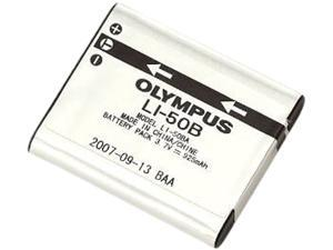 OLYMPUS LI-50B(V620059SU000) 925mAh Li-Ion Rechargeable Lithium-Ion Battery
