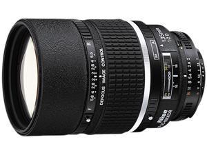 Nikon 1935 AF DC-Nikkor 135mm f/2D Lens Black