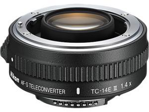 Nikon 2219 Teleconverters AF-S Teleconverter Black