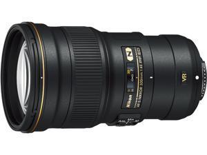 Nikon 2223 AF-S NIKKOR 300mm f/4E PF ED VR Lens Black