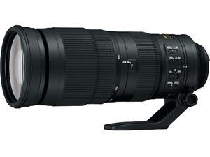 Nikon 20058 AF-S NIKKOR 200-500mm f/5.6E ED VR Lens Black
