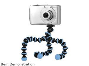 JOBY JB01236-CAM GorillaPod Original Flexible Tripod - Black/Sky Blue