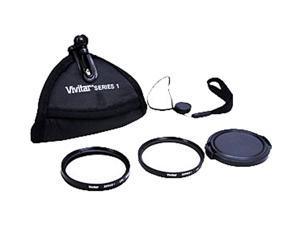 Vivitar VIV-FK2-52 52mm Two Piece Filter Kit